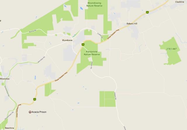 boundary map 5